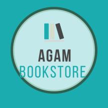 Logo AGAM BOOKSTORE