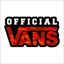 Logo OFFICIAL VANS