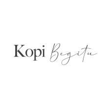 Logo Kopi Begitu