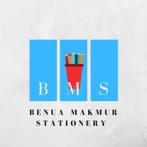 Logo BENUA Makmur STATIONERY