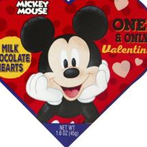 Logo mickey milk