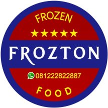 Logo FROZTON Frozen Food
