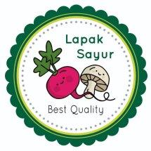 Logo lapak sayur fresh