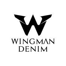 Logo Wingman Denim