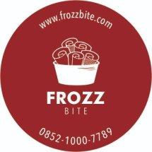 Logo Frozz Bite Frozen Food