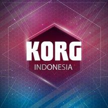 Logo KORG INDONESIA
