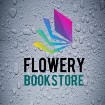 Logo flowerybookstore