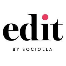 Logo Edit by Sociolla