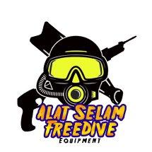Logo Alat selam & freedive