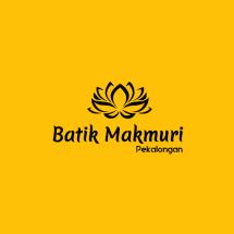 Logo batik makmuri