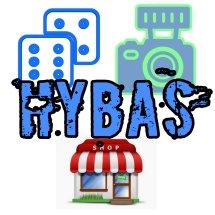 Logo Hybas Store