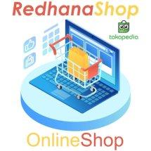 Logo redhana shop