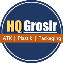 Logo HQ Stationary and Packaging