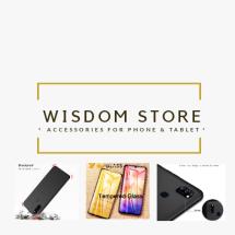 Logo Wisdom Store7