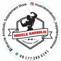 Logo Muscle Anabolic