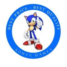 Logo sonic games