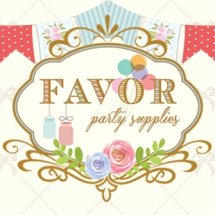 Logo Favor Party Supplies