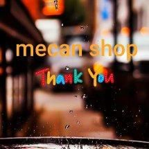 Logo mecan shop