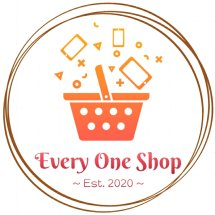 Logo Every One Shop