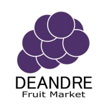 Logo Deandre Fruit Market1