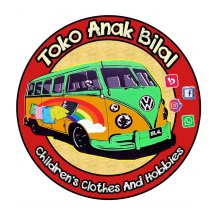 Logo Toko anak Bilal