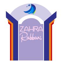Logo ZahraRabbani