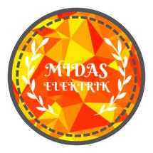 Logo Midas Elektrik