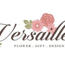 Logo Versailles Flower