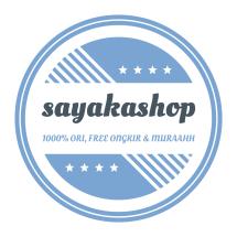 Logo sayakashop