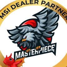 Logo Masterpiece Computer SMD