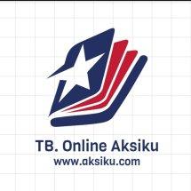 Logo Toko Buku Bekas Aksiku