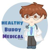 Logo Healthy Buddy Medical