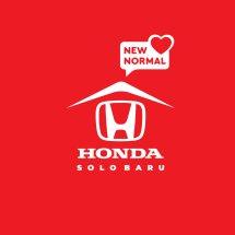 Logo Honda Solo Baru