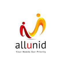 Logo allunid store