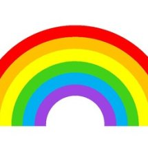Logo Rainbow Cleaning