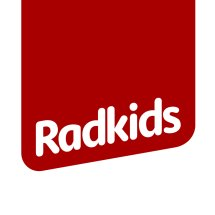 Logo radkids store