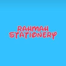 Logo Rahmah Stationery