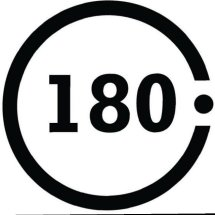Logo 180 Christian Store Jakarta