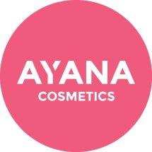 Logo Ayana Cosmetics