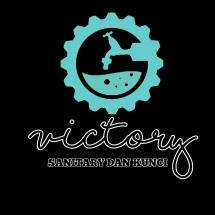 Logo Victory Sanitary dan Kunci