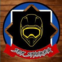 Logo SOK STICKER