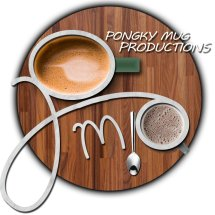 Logo pongky mug productions