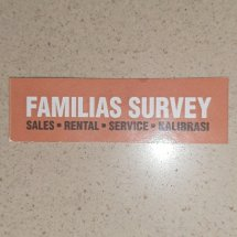 Logo CV FAMILIAS SURVEY