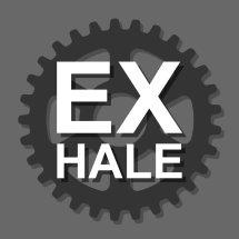 Logo Exhale Collection