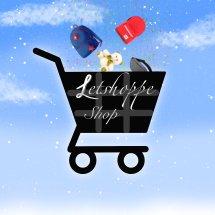 Logo LetShoppeShop