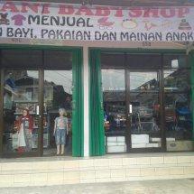 Logo surani baby shop