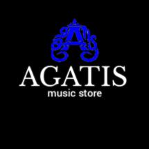 Logo Agatis Music Store