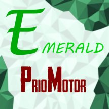 Logo Emerald - PrioMotor