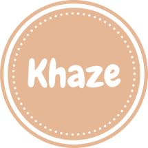Logo Khaze Shop