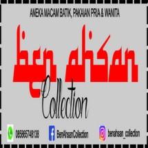 Logo Ben Ahsan Collection